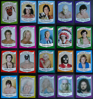 1983 Wrestling All Stars Series A Wrestling Cards You U Pick From List