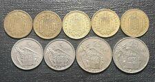 Franco Spain coin lot
