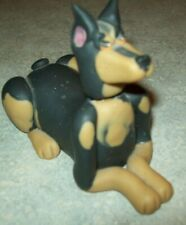 Cecile Baird Polymer Clay Doberman Pinscher Figurine Vintage 1985 Only 1 On Ebay