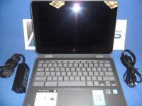 HP Chromebook X360 11-AE027NR 4GB DDR4 16GB HD Intel - Touchscreen - Clean Nice