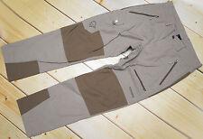 NORRONA AMUNDSEN COTTON PANTS - lightweight CARGO WOMEN'S TROUSERS - size 42