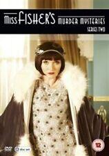 Miss Fisher's Murder Mysteries Season 2 TV Series Region 4 DVD