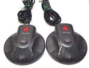Polycom SoundStation 2W External Microphone Set 2201-67840-001 TOP