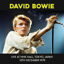 rare David Bowie VINYL LP NKH Hall in Tokyo FM BROADCAST NEW SEALED LIMITED 500!