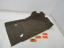 FITS 01-10 PT CRUISER RIGHT PASSENGER SIDE FRONT FLOOR CARPET MAT BROWN R RH RF