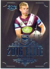 2016 Season Manly Sea Eagles NRL & Rugby League Trading Cards