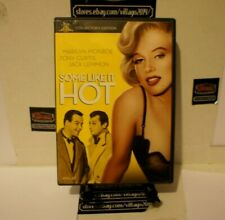 Some Like It Hot Dvd Free Shipping!