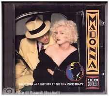 MADONNA I'M BREATHLESS **SIGILLATO** Music From Film DICK TRACY MADE IN ITALY