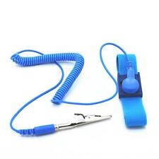 Anti Static ESD Wrist Strap Discharge Band Grounding Prevent Static Shock EC
