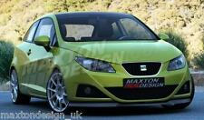 FRONT SPLITTER (TEXTURED) FOR SEAT IBIZA IV (6J) PRE FACE