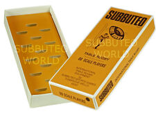 NEW REPRODUCTION SUBBUTEO RUGBY TEAM BOXES. CLASSIC MID 70's DESIGN RUGBY BOX.