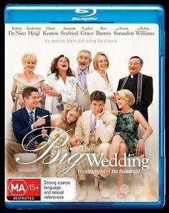 The Big Wedding (Blu-ray, 2013)