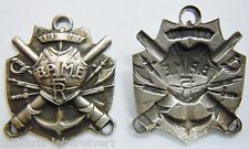 Insigne 1914/1930 BPME BREVET PREMILITAIRE ARMEE FRANCAISE Original argenté