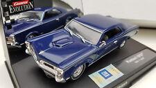 "Carrera Evolution 25780 ""Pontiac GTO"" idee+Spiel-Edition ""Gangster"" in OVP"