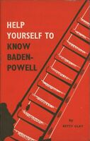 Help Yourself to Know Baden-Powell Vintage Scout Booklet 1961     H3.189