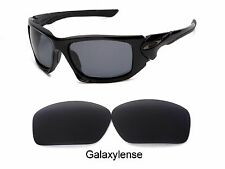 Galaxy Replacement Lenses For Oakley Scalpel Sunglasses Black Polarized