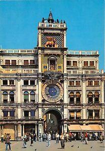 B69559 Italia Venezia Torre dell'orologio    italy