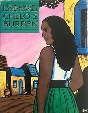 Love & Rockets Volume 2 Chelo's Burden Hardcover GN Gilbert Jaime Hernandez NM