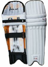 Club Leg guards Men Cricket batting legguard pads LEFT RIGHT Protection Light