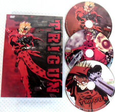 TRIGUN DVD: The Complete Series - 3 Discs Set - English Dub - 1-26 Episodes