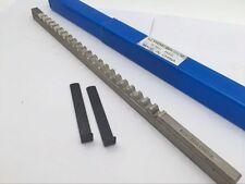 "C Push Type 5/16"" Keyway Broach Cutter 5/16 Inch HSS Involute Spline Cutting CNC"