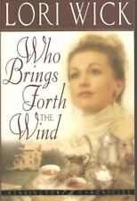 B000T01CKI Who Brings Forth The Wind - Kensington Chronicles, Book 3