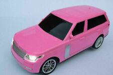 Rangie Pink Radio Remote Control Car Fast Wireless Rc 10km/h - New Boxed