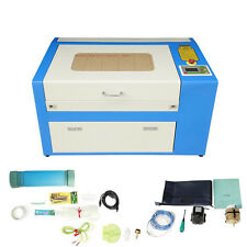 50W USB CO2 Laser Engraving Cutting Machine Engraver Cutter woodworking/crafts