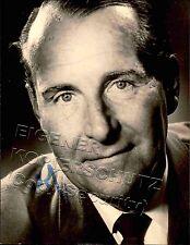 Autogrammkarte Original signiert Männlich Name (?) vermutlich TV-Schauspieler
