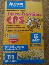 Jarrow Formulas Jarro-Dophilus Probiotic EPS 5 BILLION - 120 Veggie Caps New