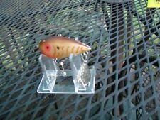 Vintage Bomber Pin Fish Lure Bait-Nice
