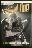 SLEEPER A Crooked Line (2005) DC Wildstorm Comics TPB 1st  FINE-