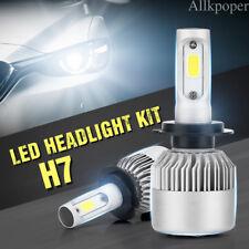 H7 200W 20000LM Philips COB 6500K LED phare Ampoules à pour camion de voiture