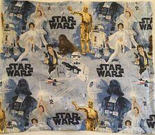 Pottery Barn Kids Star Wars: A New Hope Standard Pillow Sham 100% Cotton Euc