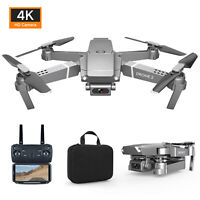 4K/1080P/720P Kamera E68 Faltbare FPV Mini Drone Quadcopter WIFI Fernbedienung