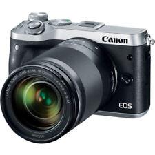 Fotocamere digitali in argento con inserzione bundle