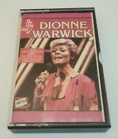 The Very Best Of Dionne Warwick Cassette