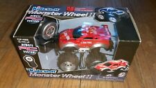 Kids Stuff Monster Wheel II remote control monster wheel car new in box R/C NIB