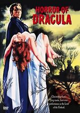 Horror of Dracula - UK Region 2 Compatible DVD Peter Cushing, Christopher Lee