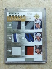 11-12 Ultimate Trios Patch MARK SCHEIFELE / BRETT CONNOLLY / SEAN COUTURIER /15