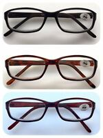 L160 High Quality Reading Glasses/Metal Hinges/Classic Style Designed/Unisex
