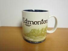 Starbucks Coffee Mug - Edmonton - City Mug - 16oz - 2009 (Used)