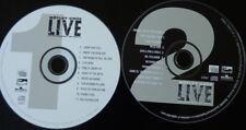 Mötley Crüe Live:Entertainment Or Death-Mötley Records 63985-780, 2 × CD, HDCD