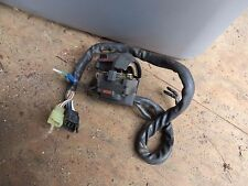 1987 honda cbr1000 hurricane left switch lights turn horn 87