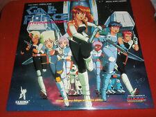 Gall Force Eternal Story Laserdisc LD Anime