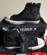 NEW CONVERSE BY JOHN VARVATOS CHUCK TAYLOR ALL STAR MULTI LACE ZIP HI  MENS 7