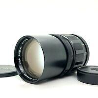 【NEAR MINT+++】Minolta Auto Tele Rokkor-PF 135mm f/2.8 MF Lens SLR From Japan 840
