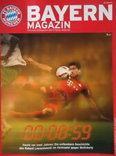 Programm 2017/18 FC Bayern München - VfL Wolfsburg