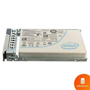 "DELL INTEL DC P4610 SERIES 2.5"" 1.6TB NVME SSD DRIVE - 58V30 SSDPE2KE016T8T"