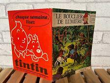 RARE EO // FLAMME D'ARGENT N°2 // LE COUCLIER DE LUMIERE // CUVELIER 1968 B+